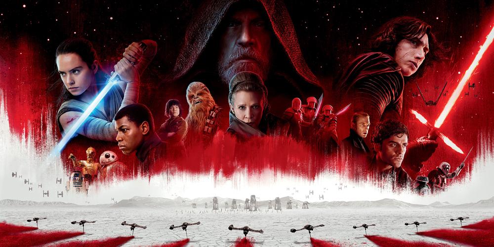 Star Wars: The Last Jedi – Detailed Scene & Character Analysis