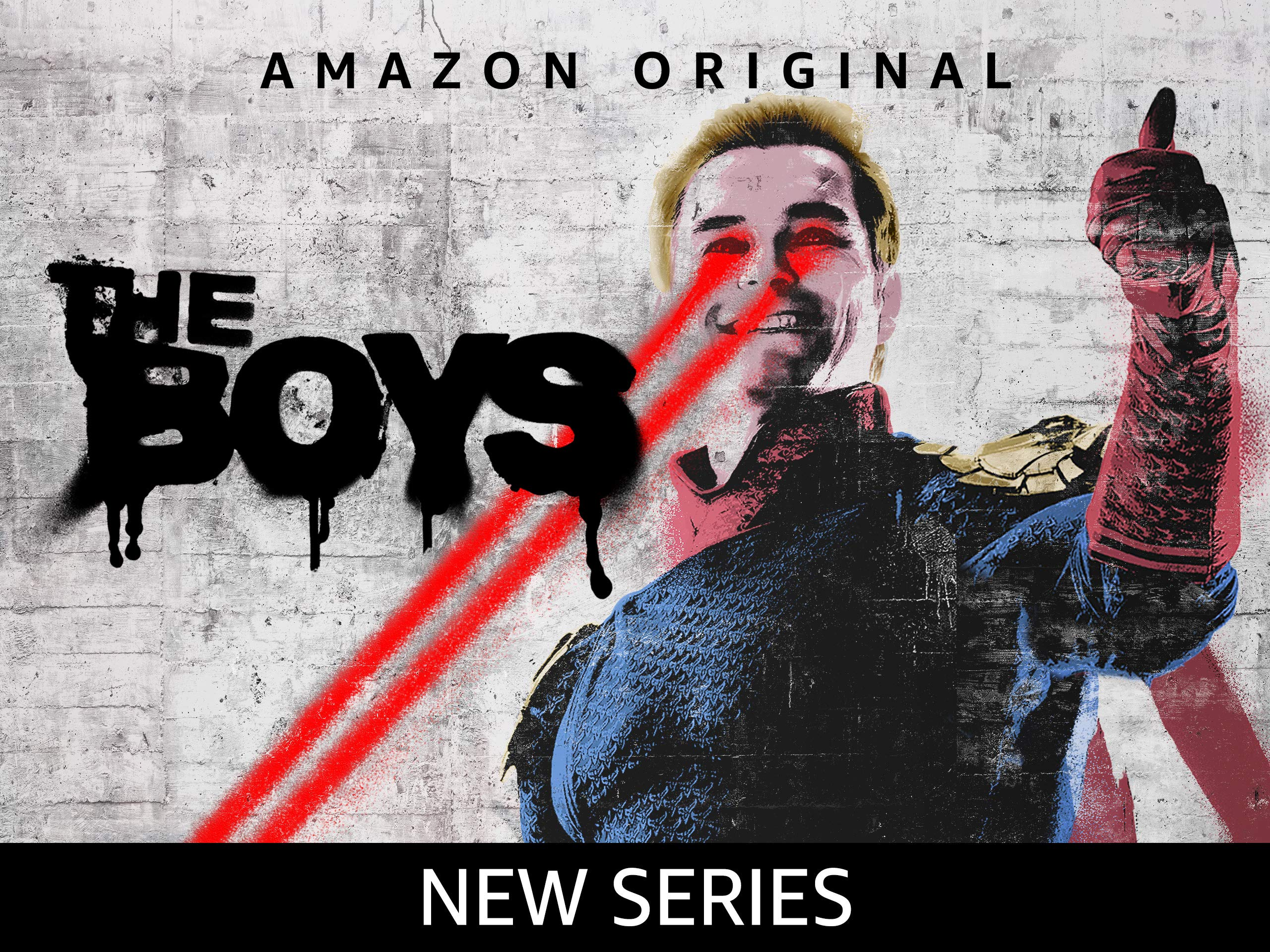 The Boys – Brilliant Anti-Superhero Superhero TV Show