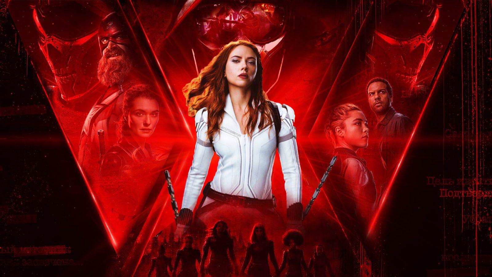 Black Widow (2021) – The worst MCU film ever made